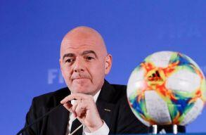 Svájc bedurvult: Büntetőeljárást indítottak a FIFA elnöke ellen