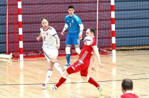 Futsal Eb-selejtező - Sima vereség Kazahsztántól