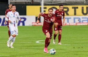 A Sepsi és a CFR is két játékossal képviselteti magát a forduló álomcsapatában