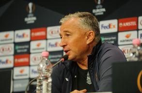 Dan Petrescu: A Craiova elleni meccs nem a bajnoki döntő