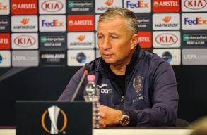 Dan Petrescu: Szomorú és csalódott vagyok a kapott gól miatt