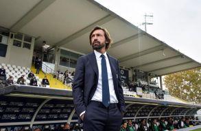 Pirlo: A Ferencváros kifejezetten jó futballt játszik