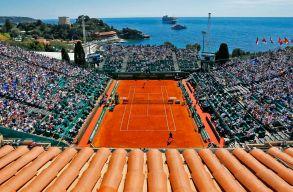 Indul a salakszezon, Fucsovics ATP1000-es tornán játszik Monte-Carlóban
