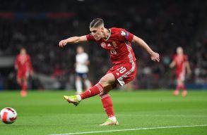 Nagy meccsen ért el bravúrdöntetlent a magyar válogatott Anglia ellen