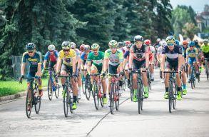 Letekerték a Kastélyetapot a Székely Kerékpáros Körverseny bringásai