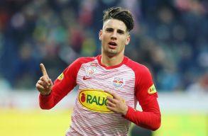 Szoboszlai Dominik hatalmas gólt lőtt a BL-ben - Videó