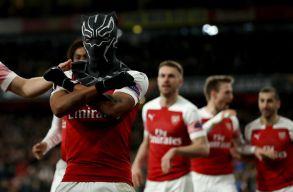 Napoli–Arsenal negyeddöntő következik az Európa Ligában