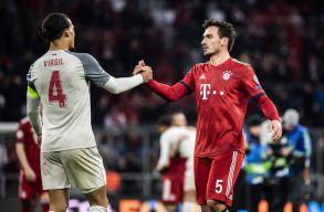 Ilyen is rég történt a Bayern Münchennel
