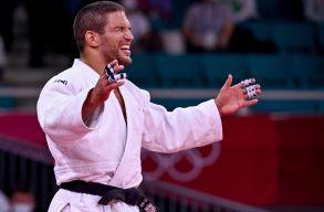 Tokió 2020: A cselgáncsozó Tóth Krisztián is bronzérmes