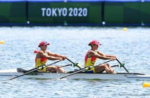 Tokió 2020: Aranyérmes a román női kétpárevezős