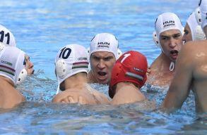 Elődöntős a férfi vízilabda-válogatott a világbajnokságon