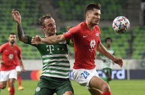 Huszonöt év után újra a BL csoportkörébe jutott a Ferencváros