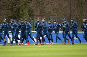 Hertha: Dárdai és Boateng összeveszett az edzésen - Videó