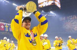 Svédország nyerte a 82. jégkorong-világbajnokságot