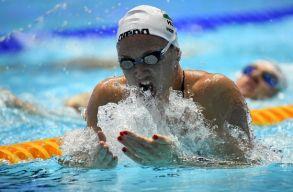 Hosszú Katinka aranyérmes 200 méter vegyesen