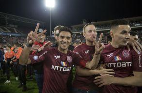 A Kolozsvári CFR bajnoki címe a számok tükrében