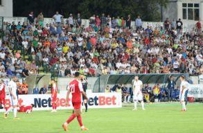 Liga 1: moldvai döntetlen a negyedik forduló nyitányán