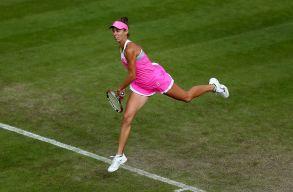 Birminghami tenisztorna: Szvitolina pipa, elődöntőt játszik Buzărnescu