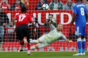 Manchesteri sikerrel rajtolt a Premier League