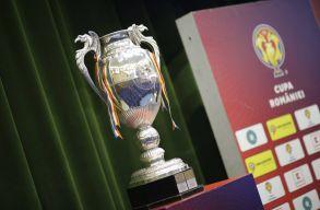 Románia Kupa: Sepsi–CFR, Csíkszereda–Craiova a negyeddöntőben