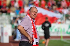És az év klubvezetője a román futballban: Diószegi László