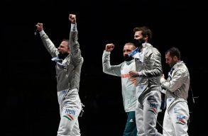 Tokió 2020: Hihetetlen izgalmak után bronzérmes a magyar férfi kardcsapat