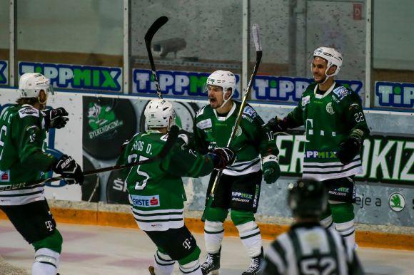 Nincs már veretlen csapat a jégkorong Erste Ligában