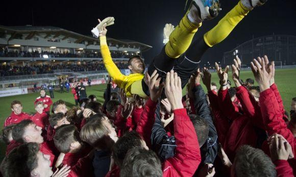 Csíki futballcsoda, történelmi továbbjutás a Románia Kupában