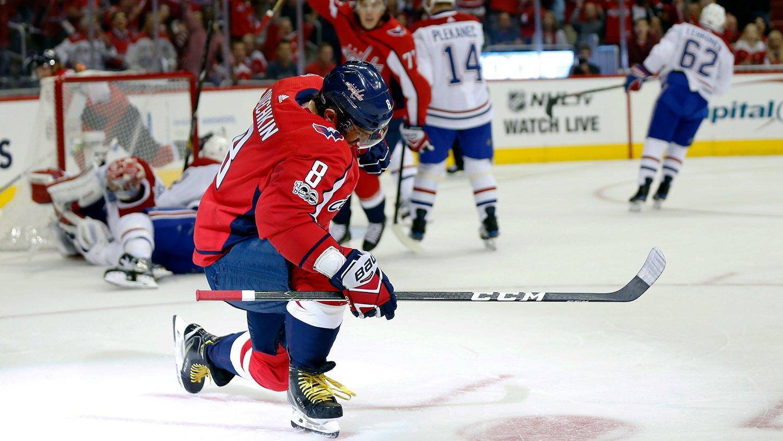 NHL: Ovecskin beírta magát a liga történelemkönyvébe