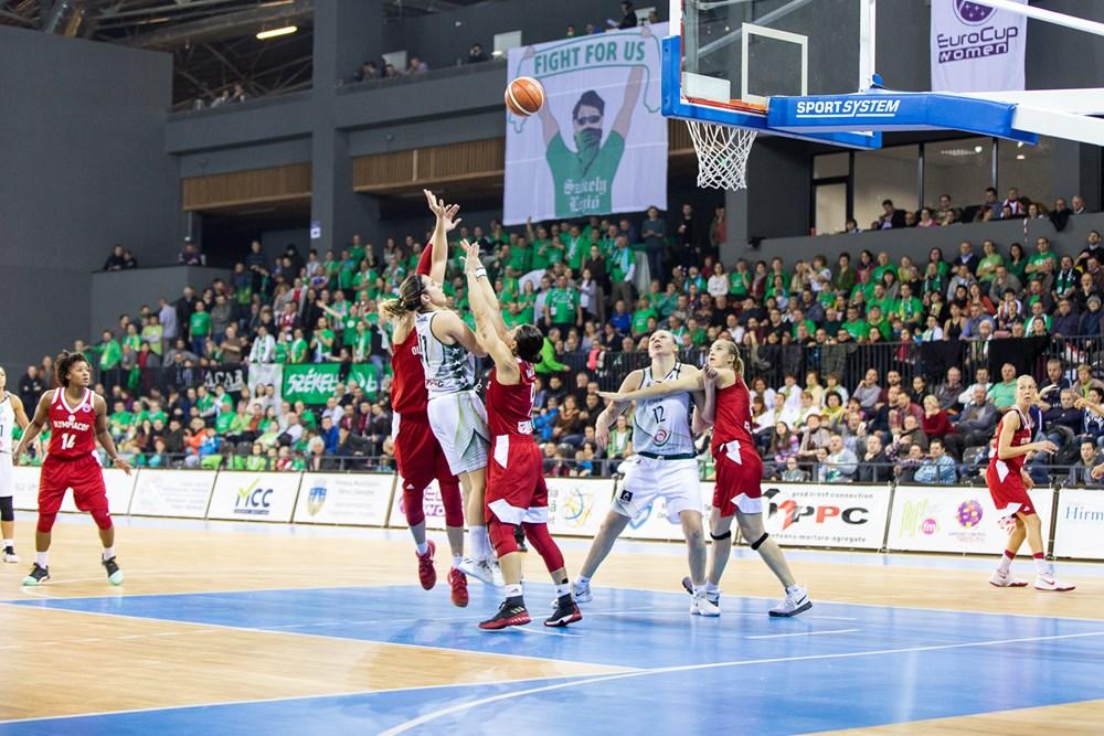 Hoppá: az Olympiakoszt is legyőzte a Sepsi-SIC