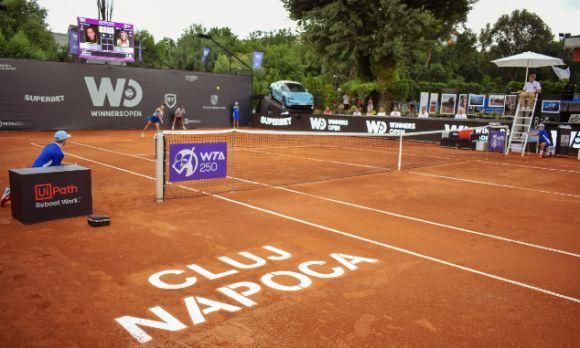 Winners Open Kolozsvár: Fejlődés és színvonal Románia legkomolyabb tenisztornáján