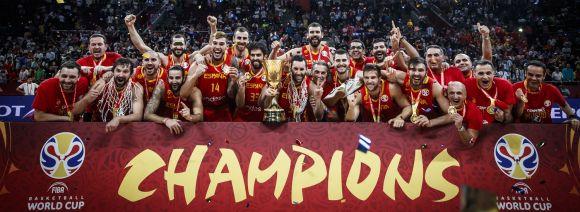 Világbajnok az acélosan védekező spanyol kosárlabda-válogatott