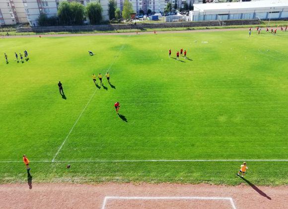 Románia Kupa: FK Csíkszereda–Bákói Aerostar – élőben a Lelátón