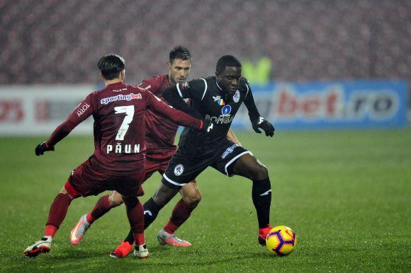 Liga 1: 0–2-ről mentett pontot a Kolozsvári CFR