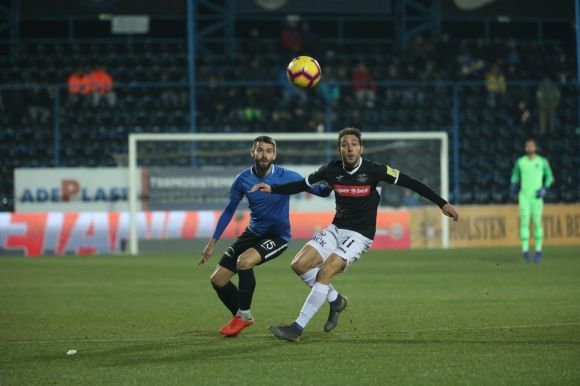 Liga 1: a Poli Iași bejött a Sepsi OSK elé