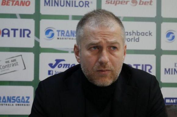 Bemutatták Edi Iordănescut, a Medgyesi Gaz Metan új menedzserét
