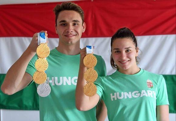 Mennyire fényes egy ifjúsági olimpiai bajnoki arany?