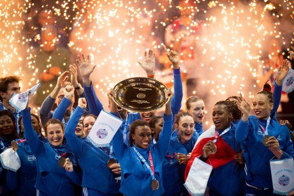 Franciaország Európa-bajnok, Románia a negyedik