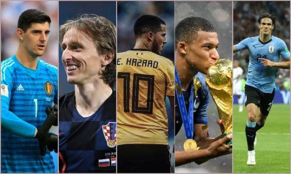 Összeraktuk a FIFA-vb álomcsapatát