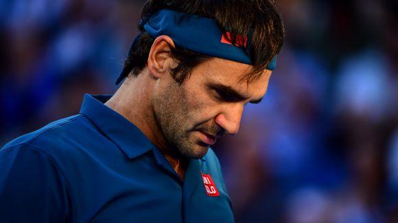 Federertől sem láthatunk címvédést az ausztrál teniszbajnokságon
