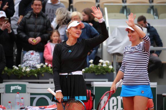 Második GS-trófeáját nyerte Babos és Mladenovic párosa