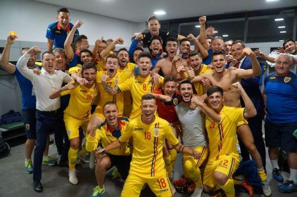 Ezek a srácok menthetik meg a román foci becsületét