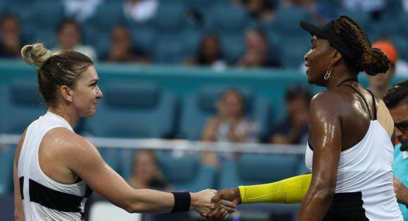 Simona Halep besétált a Miami Open negyeddöntőjébe