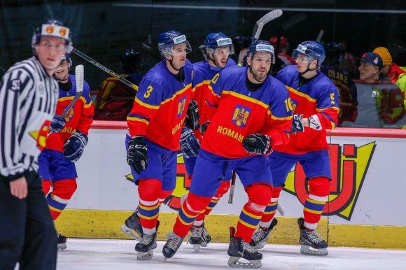 Még egy meccs és beteljesülhet a romániai hokicsoda Tallinnban