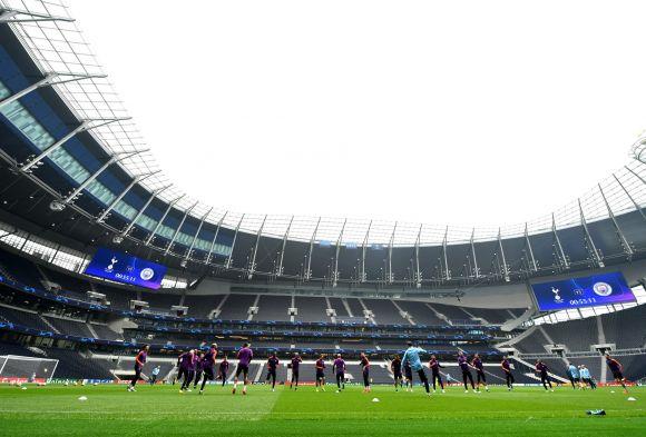 BL: a Spurs új stadionjában fogadja a Cityt