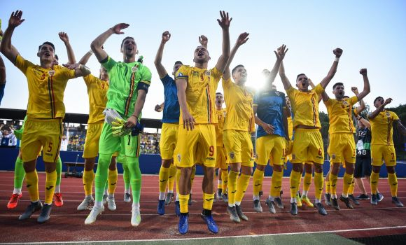 U21-es foci-Eb: horvátveréssel csoportelső a román válogatott