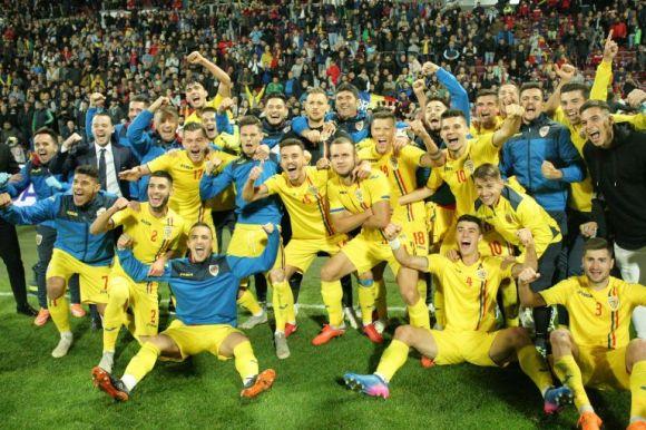 Szinte biztosan Eb-résztvevő az U21-es román fociválogatott