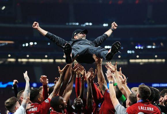 Kloppnak harmadik nekifutásra sikerült: BL-győztes a Liverpool