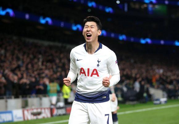 Szon Hung Min megszakította a Man. City lenyűgöző győzelmi sorozatát