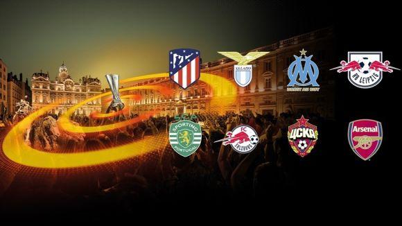 Csillaghullás az Európa Liga nyolcaddöntőjében
